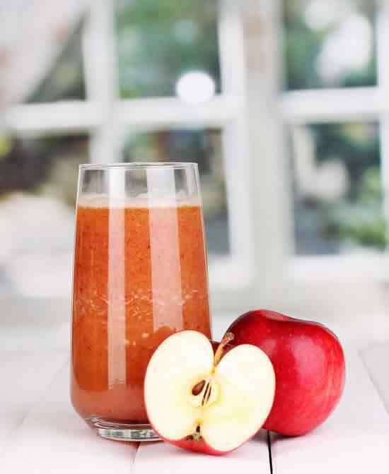 果汁怎么做 苹果汁的做法图解 苹果汁怎么做好吃