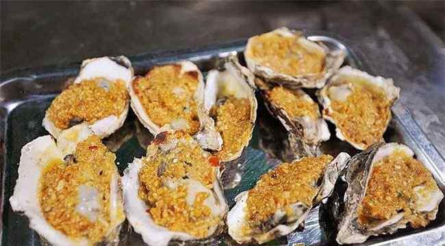 海蛎子的营养价值 生蚝的功效
