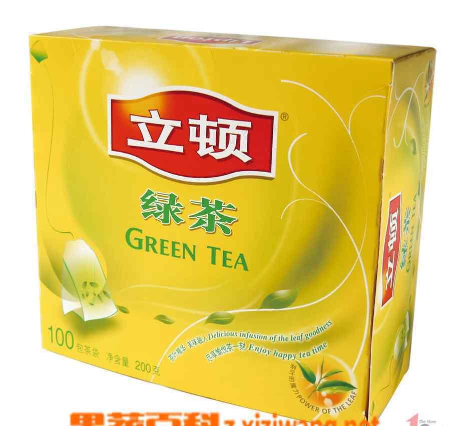 立顿绿茶可以减肥吗 立顿绿茶可以减肥吗