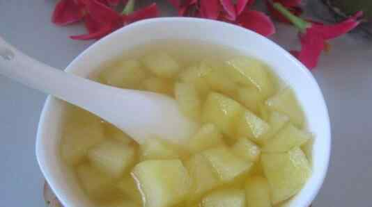 蒸苹果 蒸苹果什么人不能吃 蒸苹果的副作用与禁忌