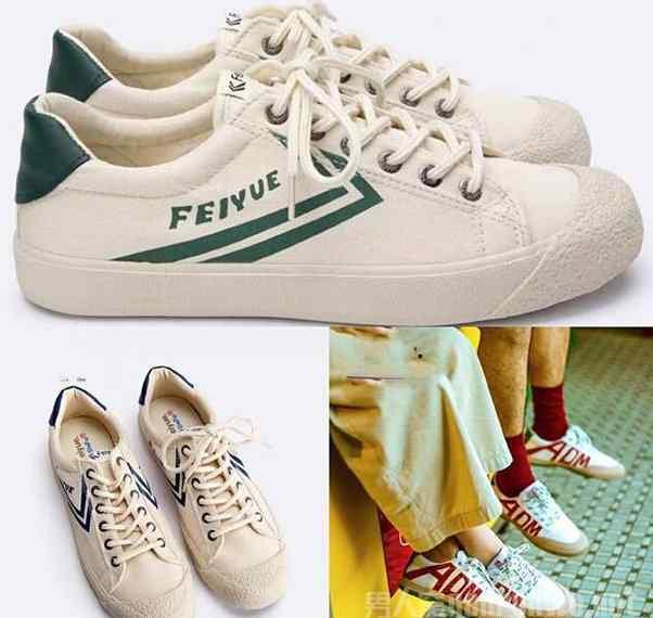 潮鞋品牌 值得拥有的国牌潮鞋 这4个品牌一直火到国外
