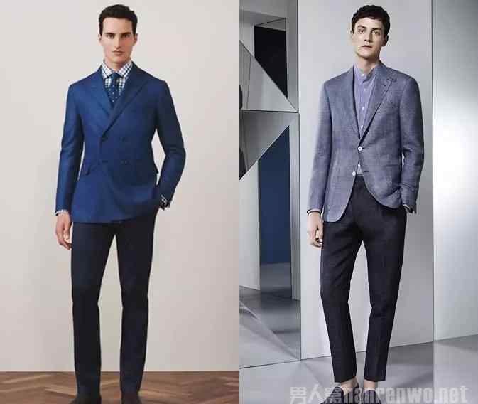 牛仔裤配西装 西装搭配一定要穿成套?牛仔裤也能成为你的绅士搭配!