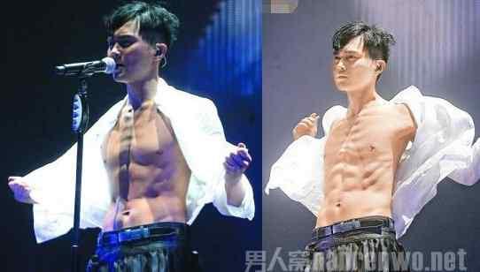 张智霖2011演唱会 张智霖演唱会大秀惹火胸肌 锻炼秘诀大追踪