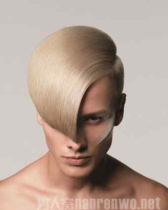 """地中海头发 拯救男士""""地中海"""" 给头发一个第二春"""
