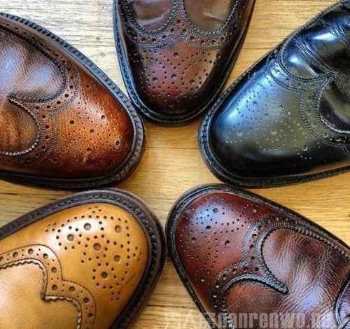 绅士go 绅士必备牛津鞋 两个技巧教你挑选