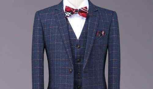 领带怎么选 结婚新郎衬衣怎么挑选 配领带还是领结