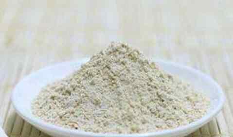 白颠粉这么治疗 打成粉的白扁豆怎么吃