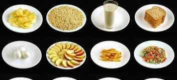 低热量的食物有哪些 低热量食物有哪些 哪些食物热量比较低