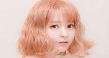 减龄又显白的头发颜色 2020头发染色八种流行色,女生显白染发千万被选错颜色
