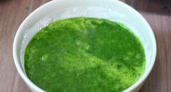 菠菜汁的功效与作用 菠菜汁的功效与作用 喝菠菜汁的好处有哪些