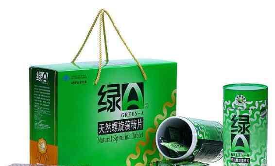 绿a螺旋藻 绿a螺旋藻的功效与作用及药用价值