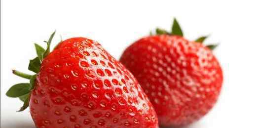 草莓营养 草莓的营养价值和食用功效
