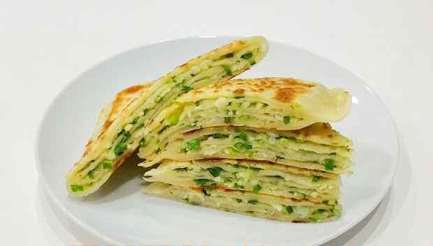 上海葱油饼做法 葱油饼的做法和小窍门