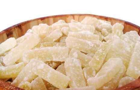 冬瓜糖的制作方法 自制冬瓜糖的制作方法
