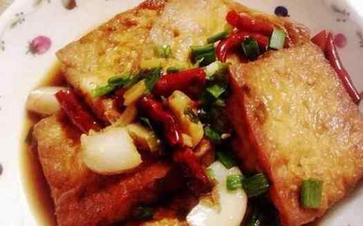 卤水豆腐怎么做 卤水豆腐怎么做好吃 卤水豆腐的制作方法
