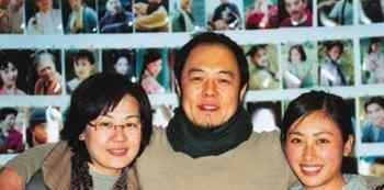 张铁林现任老婆 张铁林老婆雅琦资料和照片