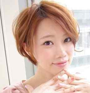 可爱短发发型图片 短发发型图片 几款可爱的女生短发造型