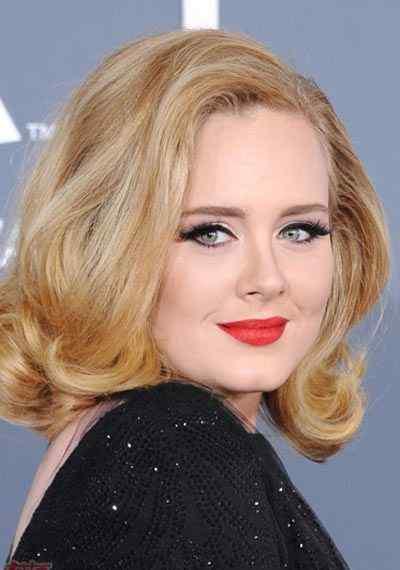 圆脸适合什么发型图片 什么发型适合圆脸 几款圆脸适合的发型图片