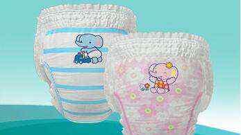拉拉裤和纸尿裤的区别 拉拉裤和纸尿裤的区别,拉拉裤是大婴儿用的!