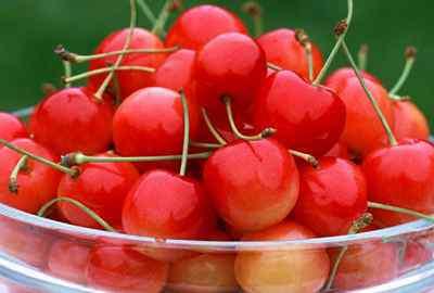 樱桃跟车厘子的区别 车厘子和樱桃的区别,没有太大的区别!