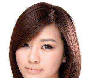 圆脸什么发型好看 圆脸什么发型好看,七种圆脸发型让你变成熟!