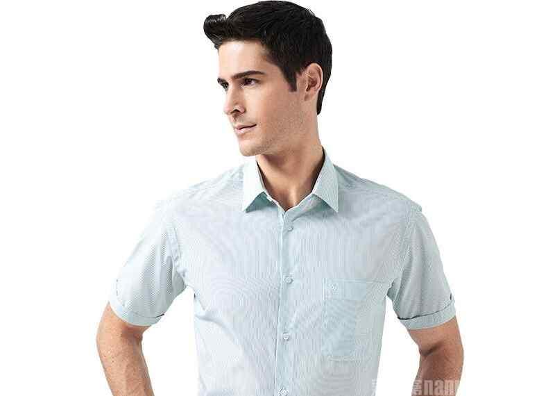 男士体恤 纠结男士T恤选什么面料的最好?这三种必不可少