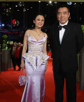 nofx 陈凯歌前妻是谁 陈凯歌与前妻洪晃为什么会离婚