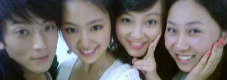 周珂 陈翔的女朋友周珂个人资料及近况和图片和写真图片