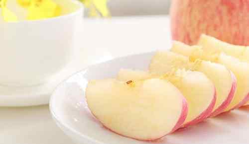 苹果汤的功效与作用 苹果汤的功效与作用