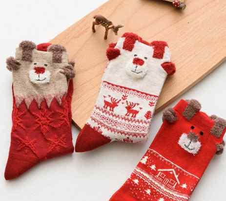 圣诞袜 圣诞袜款式图片 送袜子有什么含义