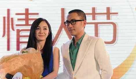 杨幂的老公是谁 杨幂的老公是谁 杨幂与老公刘恺威结婚照