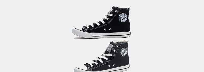 回力帆布鞋 匡威和回力的帆布鞋有什么区别