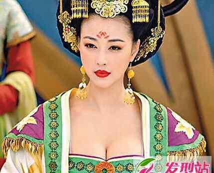 神枪狙击大结局 武媚娘传奇杨淑妃是谁演的|最后结局_周海媚个人资料|胸围是多少|老公是谁
