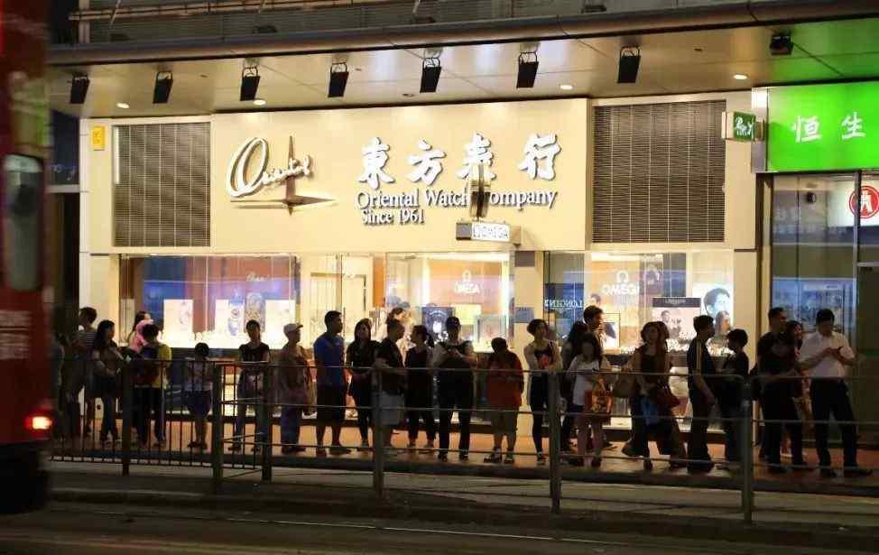 歌薇网 香港,钟表第一城的未来?