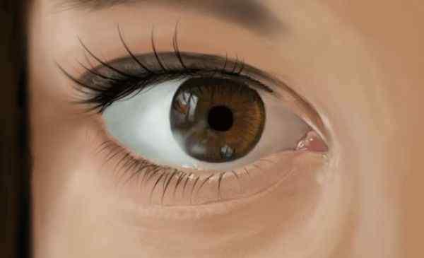 眼睛会变小吗 戴眼镜会使眼睛越来越小吗 为什么越长大眼睛越小呢