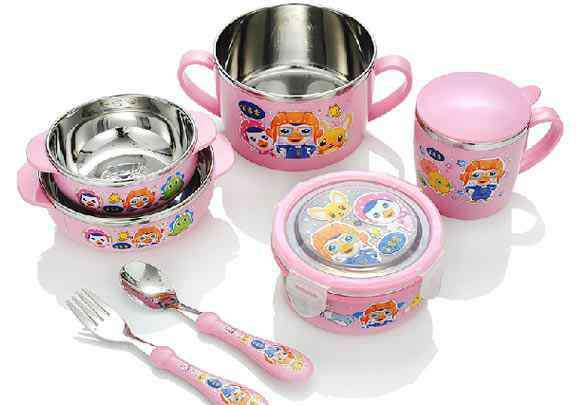 201不锈钢餐具安全吗 儿童使用不锈钢餐具安全吗