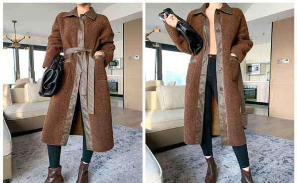 冬季外套 冬季穿什么外套好看 冬天高级穿搭技巧