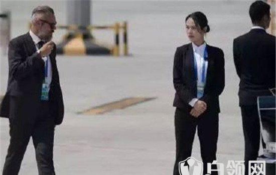 杭州G20意大利总理女保镖舒心个人资料及生活照曝光