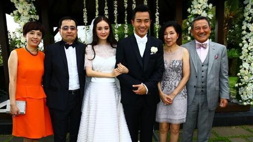 杨幂个人资料家庭背景惊人 和刘恺威结婚堪称强强结合