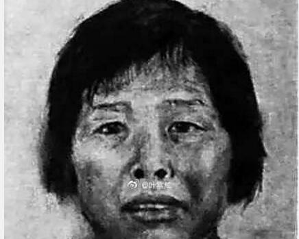 【关注】神秘人贩子梅姨案最新进展 广东人贩子梅姨新画像曾拐卖9名儿童