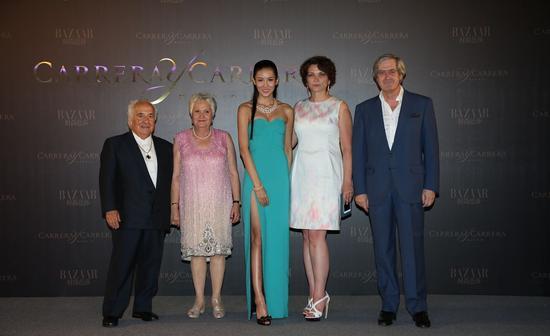 【新珠宝】西班牙皇室珠宝Carrera y Carrera中国之夜