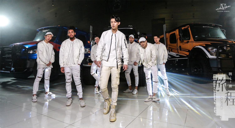 魏晨《旅程》MV正式发布 打破魏晨出道以来的拍摄纪录