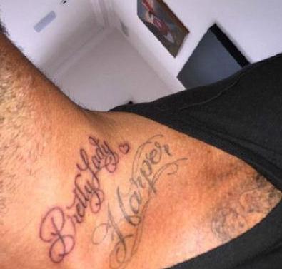 贝克汉姆纹身图案 贝克汉姆纹身都代表什么含义