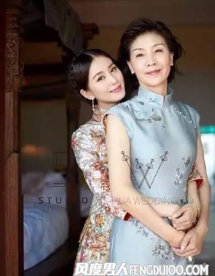 刘诗诗妈妈叫什么 多大了?刘诗诗家庭背景揭秘