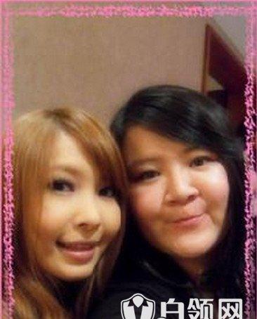 星热点:Makiyo姐姐是谁?Makiyo经纪人胖姐照片曝光