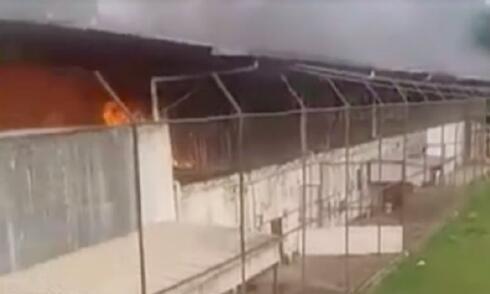 【热议】巴西监狱发生暴动 巴西监狱囚犯头颅被砍下现场不忍直视