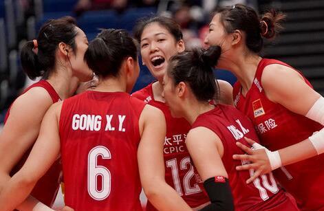 【热议】2019女排世界杯中国女排vs韩国女排3-0横扫韩国 赢得开门红