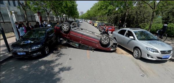 【热议】北京海淀女司机连撞八车案开庭 起因是和丈夫发生争吵带着怒气开车上路