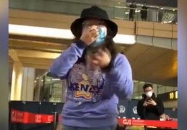 【关注】央视评回国女子大闹机场 泰国女子回国大闹机场事件详情始末