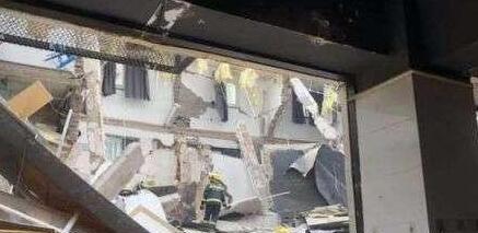 【热议】南京一公寓局部坍塌怎么回事?事件始末详情终曝光
